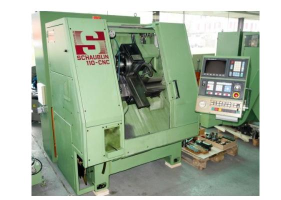 CNC SCHAUBLIN 110