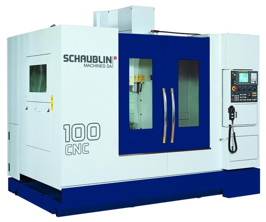 CNC SCHAUBLIN 100