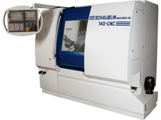 CNC SCHAUBLIN 140